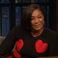 VIDEO: Tiffany Haddish Talks GOLDEN GLOBE After Parties on LATE NIGHT WITH SETH MEYERS