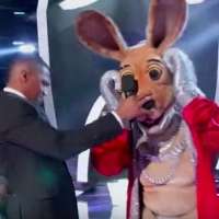 VIDEO: The Kangaroo is Unmasked on THE MASKED SINGER!