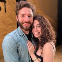 Mazel Tov! FIDDLER ON THE ROOF's Stephanie Lynne Mason and Drew Seigla Announce Engag Photo