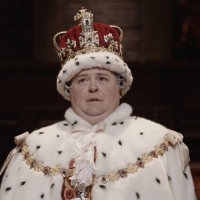 VIDEO: HAMILTON's King George III Welcomes Audiences Back to the Sydney Production Photo