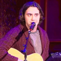 VIDEO: Ryan McCartan Performs 'Don't Wanna Fight' At Feinstein's/54 Below