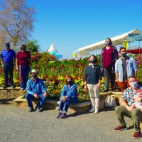 New Village Arts Brings The Arts Back To San Diego In Residency AtTHE FLOWER FIELDS At Ca Photo