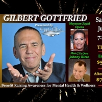 Gilbert Gottfried to Take Part in Ripple Effect Artists' Fundraiser Photo