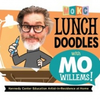 Mo Willems LUNCH DOODLES Special Episode to Mark One Year Since the Series Debut Photo