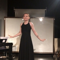 Student Blog: Songs from My First Voice Recital Photo