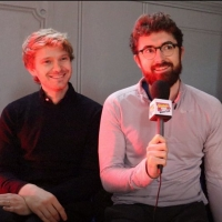 BWW TV: The Pin Duo Chat THE COMEBACK At Noël Coward Theatre Photo