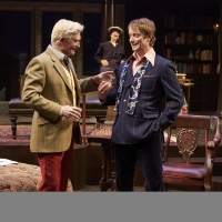 BWW Review: SLEUTH - a Mystery With Lots of Twists, Turns and Humor, Intrigues at Gre Photo