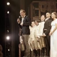 VIDEO: Jeffrey Seller Celebrates Hamilton Opening Night In Sydney Photo