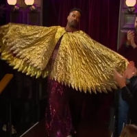 VIDEO: Billy Porter Makes a Grand Entrance on THE LATE LATE SHOW WITH JAMES CORDEN