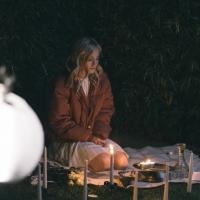 Emily Kinney Shares Video For 'When the Midnight Fireworks Start' Photo