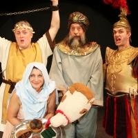 Barn Theatre Presents The Hilarious Comedy BEN HUR, September 14 - 19 Photo