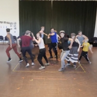 VIDEO: Go Inside Rehearsals For NEWSIES At Arena Stage Photo