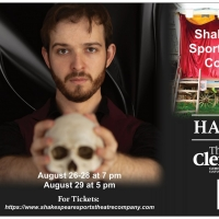 HAMLET Returns to Shakespeare Sports Theatre Company This August Photo