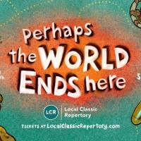 BWW Interview: Michael Max Kohl of PERHAPS THE WORLD ENDS HERE at Local Classic Reper Photo