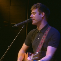 VIDEO: Watch WAITRESS Star David Hunter Perform A Song Written By His Son! Photo