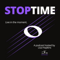 STOPTIME: LIVE IN THE MOMENT Podcast Features Krystal Joy Brown, Analise Scarpaci and Photo