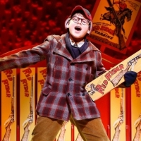 Broadway Rewind: A CHRISTMAS STORY Arrives on Broadway! Photo