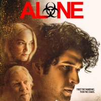 Tyler Posey Stars in the Pandemic Thriller ALONE Photo