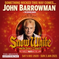 John Barrowman To Star SNOW WHITE Panto At The Bristol Hippodrome