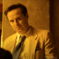 VIDEO: Watch the Teaser for the Film Adaptation of OSLO, Starring Andrew Scott & Ruth Photo