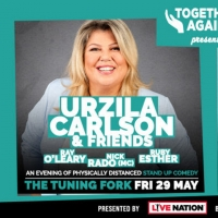 Live Nation Announces TOGETHER AGAIN Concert And Comedy Series Featuring Urzila Carlson & More