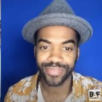 VIDEO: HAMILTON's Julius Thomas III Chats on BroadwaySF's Instagram Photo
