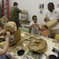 The Ballard Institute and Museum Of Puppetry Presents Free Puppet-Building Workshops  Photo