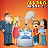 AMERICAN DAD! Returns to TBS for Its 15th Anniversary Photo
