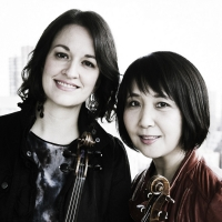 North/South Consonance, Inc Presents Violin Duo Miolina Photo