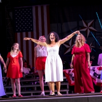 BWW Review: RED, WHITE, AND BROADWAY: A STAR STUDDED TRIBUTE TO AMERICA at Music Thea Photo