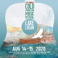 Cold Mountain Music Festival Rescheduled for August 14-15