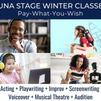 Luna Stage Announces Winter Classes Photo