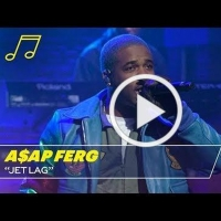 A$AP Ferg Performs 'Jetlag' On The Late Show With Seth Meyers Photo
