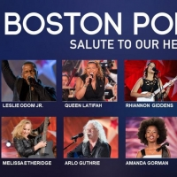 A BOSTON POPS SALUTE TO OUR HEROES to Feature Leslie Odom Jr., Rita Moreno, Brian Sto Photo