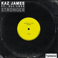 Kaz James Links Up with Ali Love on New Single 'Stronger' Photo