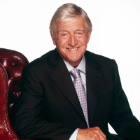 Sir Michael Parkinson Will Be Heading to the Parr Hall Stage in February