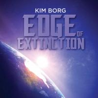 Kim Borg Releases New Science Fiction Adventure 'Edge Of Extinction' Photo