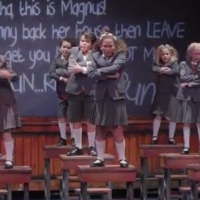 VIDEO: Get a First Look at Footage From MATILDA at La Mirada Photo