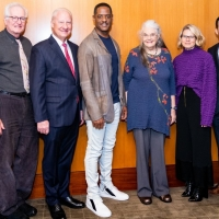 Photo Flash: Blair Underwood, Celia Keenan-Bolger and More at Theatre Forward Broadway Roundtable
