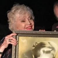Kathleen Hughes Receives Lifetime Achievement Award Photo