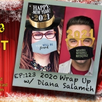 THE THEATRE PODCAST WITH ALAN SEALES Presents Diana Salameh Photo