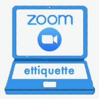 BWW Blog: All The World's a Screen: Zoom Etiquette Photo