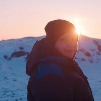 "Iqaluit-Based Inuit Hip-Hop Musician Shauna Seeteenak Releases ""See The Light"" Photo"