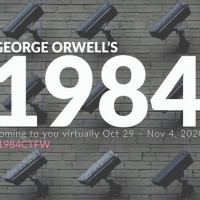 Circle Theatre to Stream Digital Reading of George Orwell's 1984 Photo
