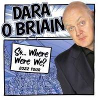 Dara O Briain Announces New Tour For 2022 Photo