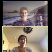 In CERULEAN, Stanford Artists Create A Digital Play Exploring An Authentic Internet Photo