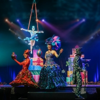 CIRQUE DREAMS HOLIDAZE Will Be Performed at the North Charleston PAC in December Photo