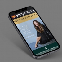 Check out the Official Stage Mag for Sutton Foster's BRING ME TO LIGHT at New York Ci Photo