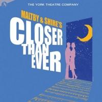 York Theatre Company Presents CLOSER THAN EVER Live Panel With Jenn Colella, Christia Photo