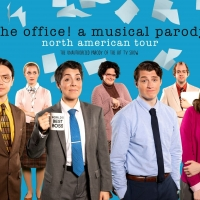 THE OFFICE! A MUSICAL PARODY Heads to Boston Photo